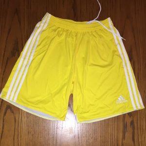Adidas M climacool basketball shorts